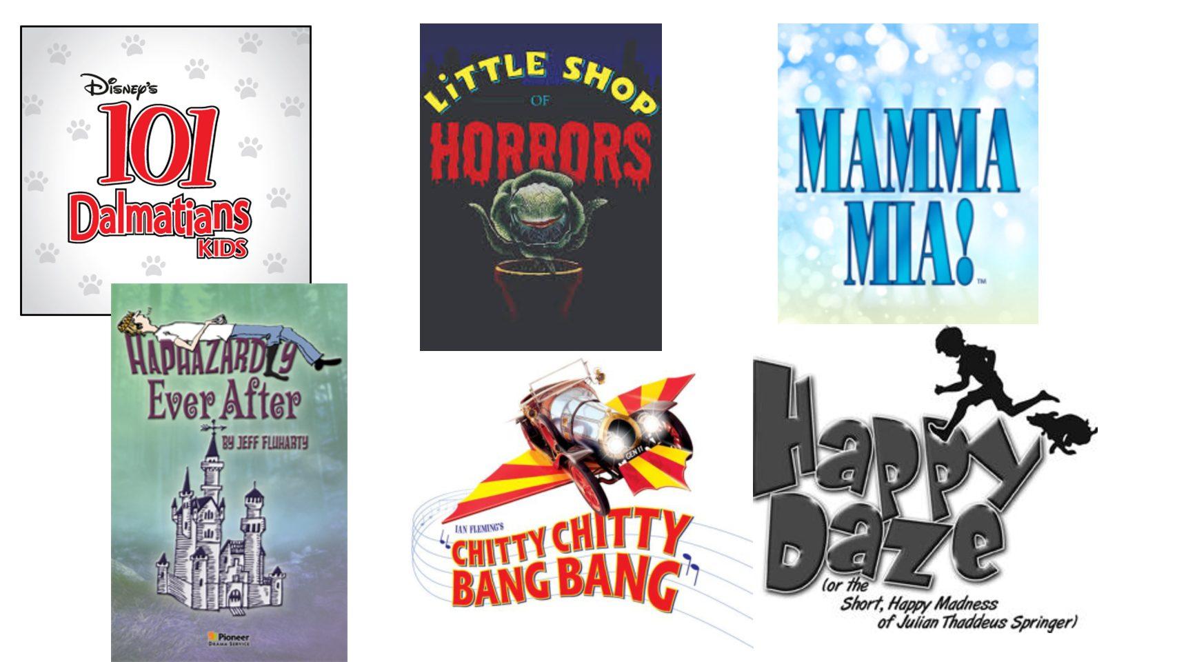 2018 19 Season T Shirt Bexley Theatre Parents